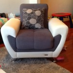 Armchair-Alameda-Upholstery-cleaning